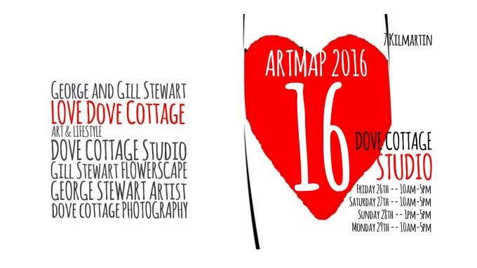ARTMAP ARGYLL 2016 Open StudiosEvent